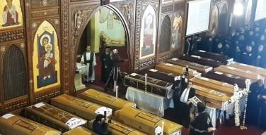 В Египте объявлен трёхдневный траур после взрыва в церкви