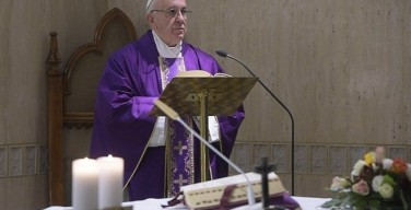 Папа: Христос возрождает человеческое сердце