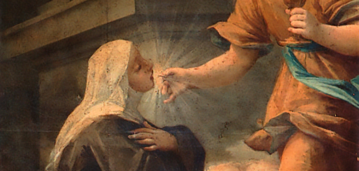 Анджела да Фолиньо: «обыкновенный» мистик