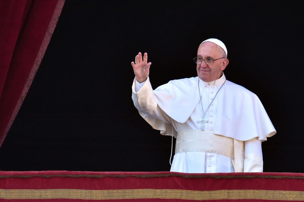 Послание Папы Франциска «Граду и Миру»