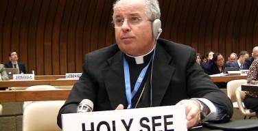 Представитель Апостольского Престола в ООН призвал перейти от глобализации к «общему богатству»