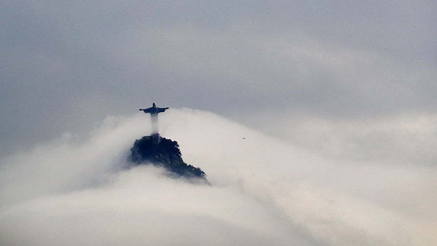 В Бразилии собирают средства на реставрацию статуи Христа