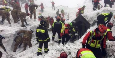 Папа призвал молиться о жертвах трагедии в Абруццо