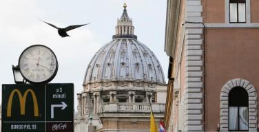 Совместный проект «Макдоналдса», «Солидарной медицины» и Службы Папских милостей