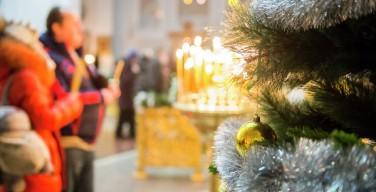 У греко-католиков и православных наступил рождественский сочельник