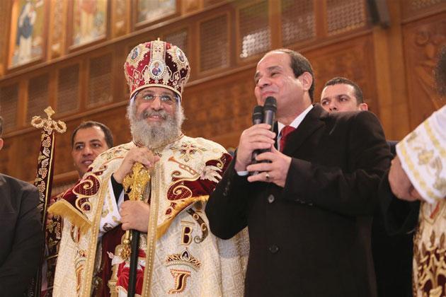Египет: мусульмане защищают право христиан строить святыни