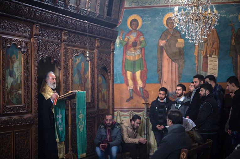 Дональд Трамп заявил, что христиане из Сирии будут в приоритете при приеме беженцев в США