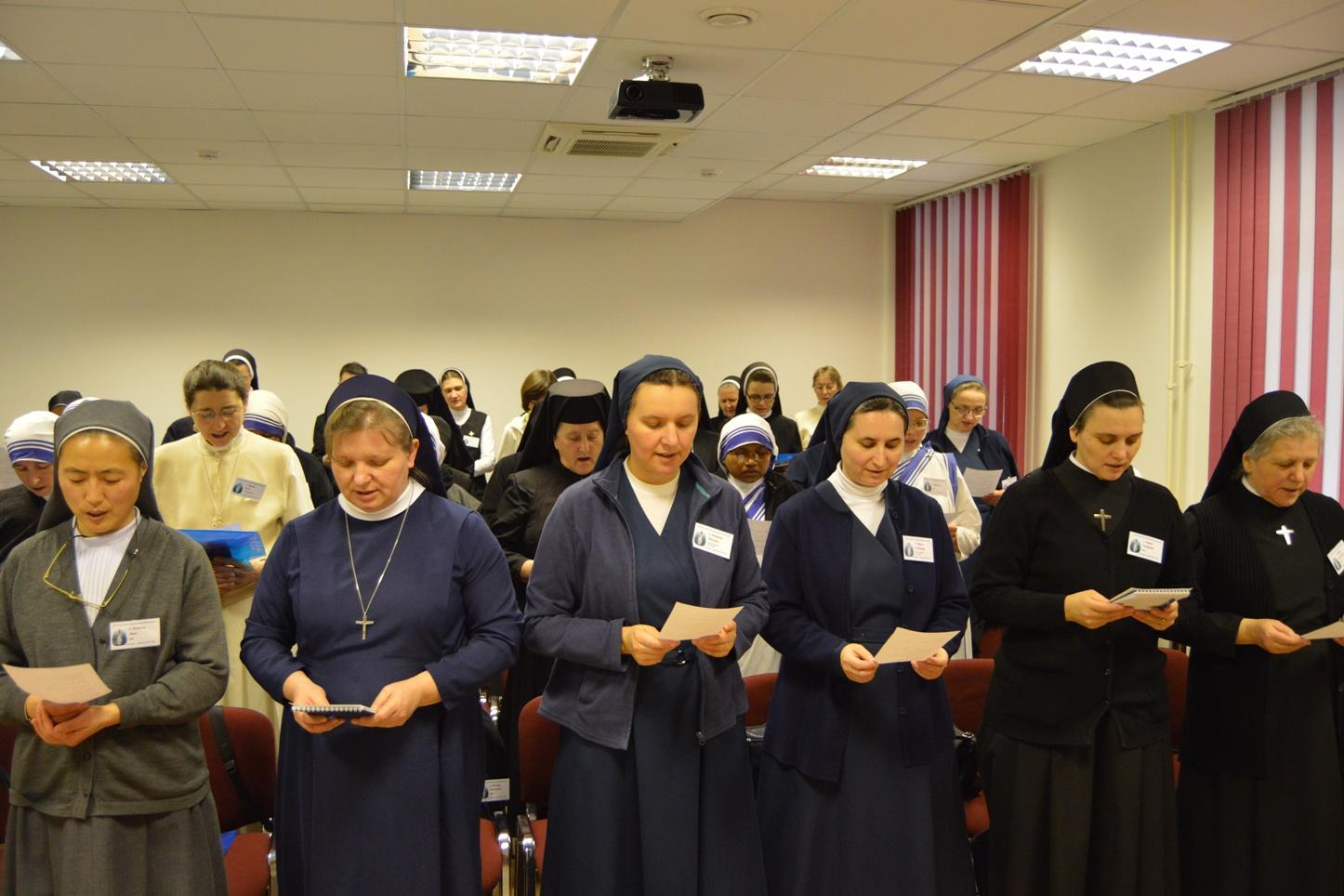 В Новосибирске проходят Дни посвященной Богу жизни