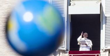 Слово Папы Франциска перед молитвой Angelus 1 января 2017 года: «В Матери Спасителя исполнились великие дела Божественного милосердия»
