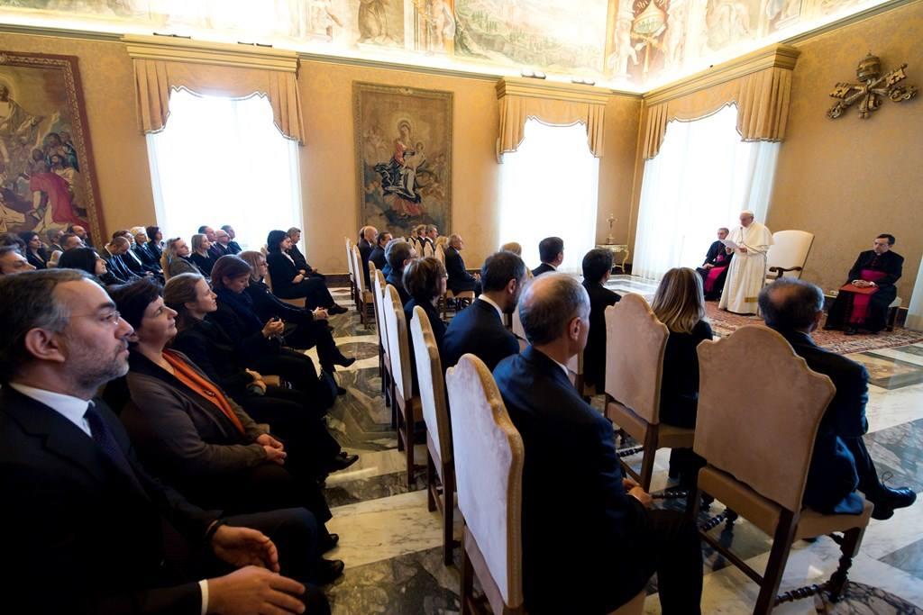 Папа: в милосердии Бога проявляется Его всемогущество
