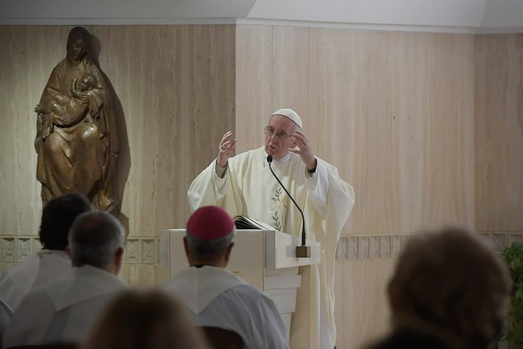 Папа: Богу нравится подлинность наших эмоций, даже негативных