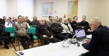 Институт св. Фомы отметил день своего небесного покровителя