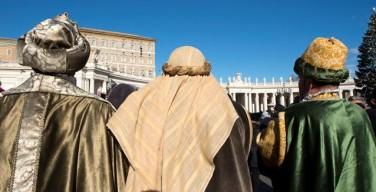Папа: научимся у Волхвов посвящать Господу не обрезки времени, а самое ценное