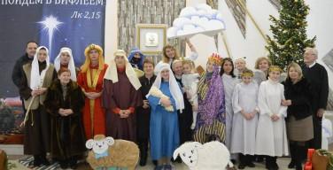 Рождественский спектакль в Кемерове (ФОТО)
