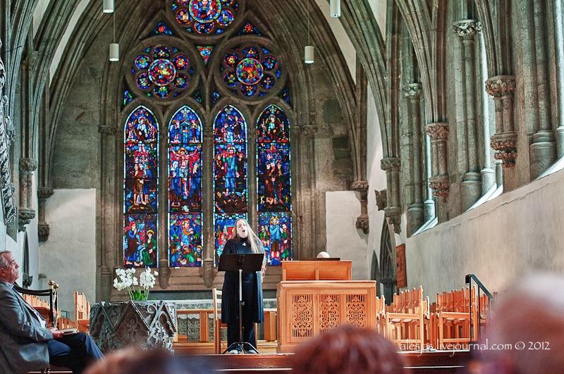 Лютеранская Церковь Норвегии утратила государственный статус