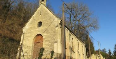 Католическая часовня близ Парижа приобретена Румынской Православной Церковью