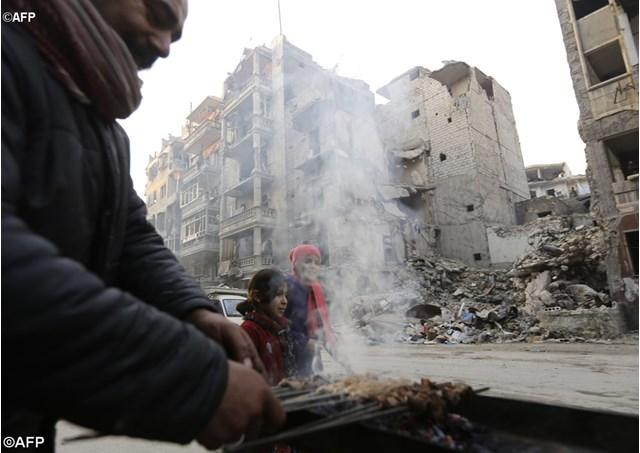 Делегация Ватикана посетила Алеппо впервые после его полного освобождения