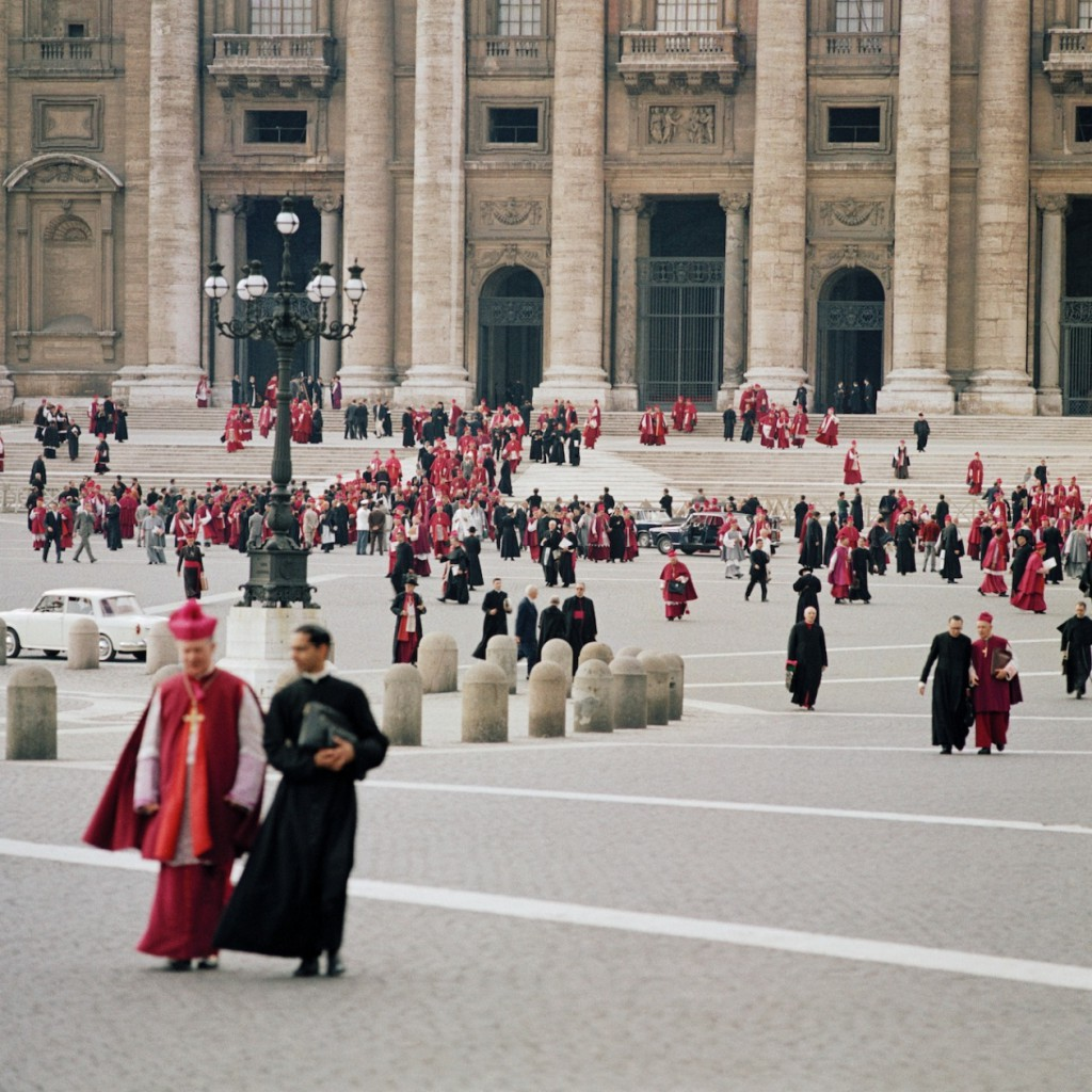 Second_Vatican_Council_by_Lothar_Wolleh_006