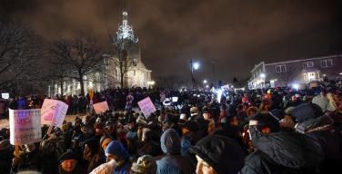 Папа скорбит о жертвах теракта в Канаде