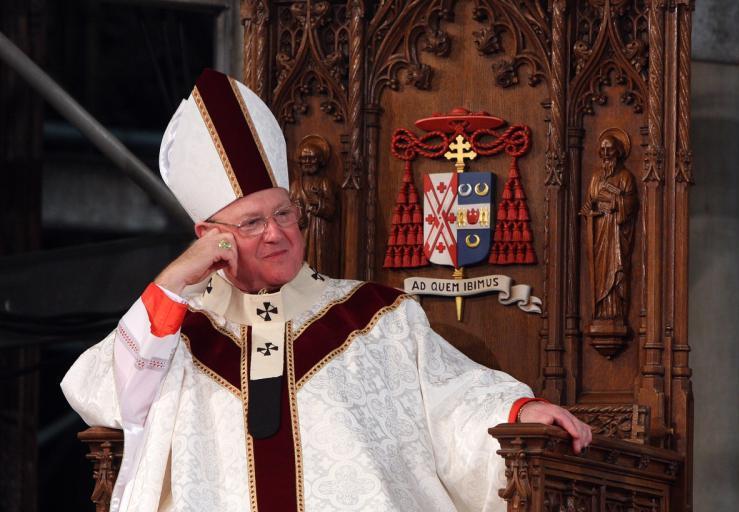 Кардинал Долан прочитает на инаугурации Трампа молитву из Книги Соломона