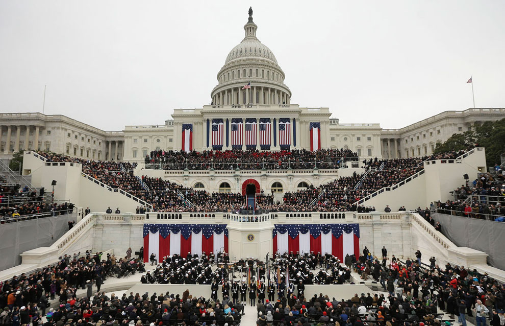 В защиту избранного президента США высказался известный американский пастор Билли Грэм