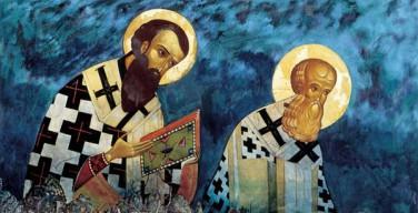 2 января. Святые Василий Великий и Григорий Назианзин (Богослов), епископы и Учителя Церкви. Память