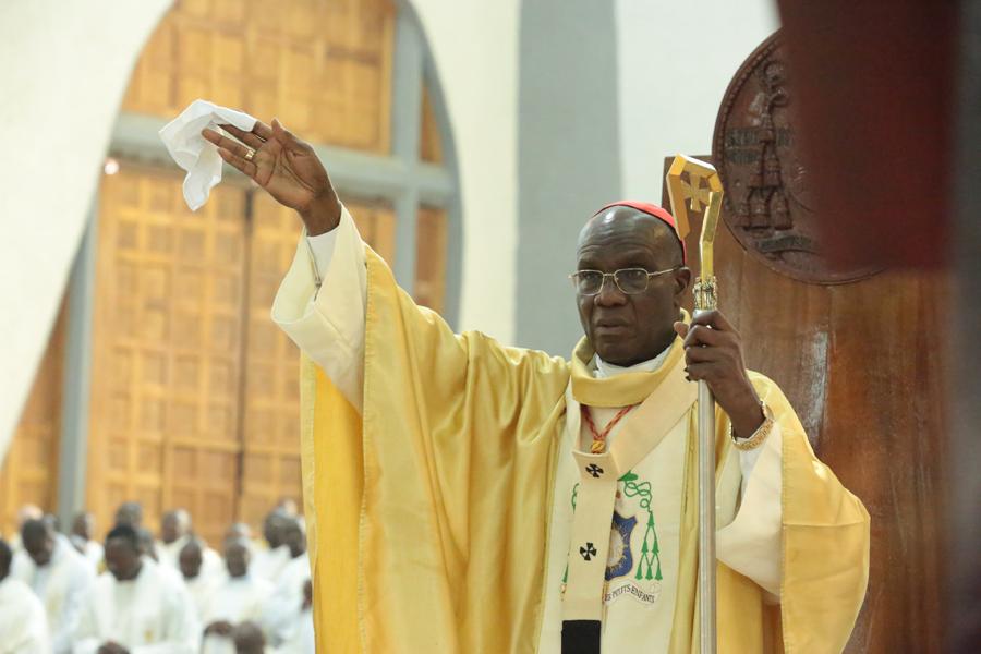 Епископы Кот-д'Ивуара: созидать мир путём ненасилия