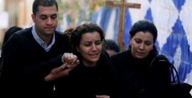 В Египте в январе зверски убили пятерых коптов