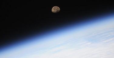 Фото из космоса: на борту МКС — икона Божьей Матери
