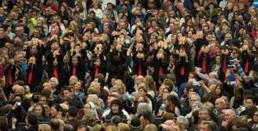 Надежда никого не исключает. Общая аудиенция Папы Франциска 15 февраля
