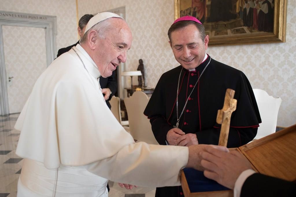Епископы поделились с Папой проблемами католиков в Сербии, Черногории, Македонии и Косово