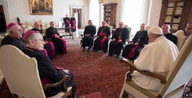 Епископская конференция Свв. Кирилла и Мефодия находится в Риме с визитом ad limina