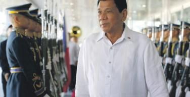 Новый виток напряженности между президентомФилиппин и Католической Церковью