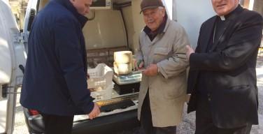 Ватикан закупил продукты из районов землетрясения, чтобы оказать помощь малым предприятиям