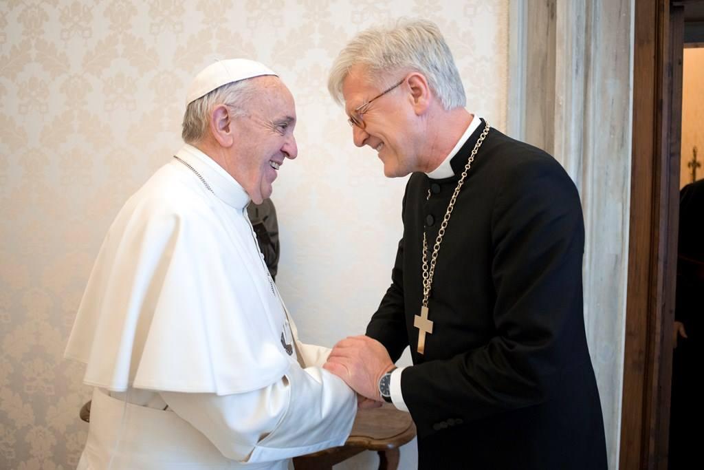 Папа: на экуменическом пути нужно искать новые и дерзкие маршруты