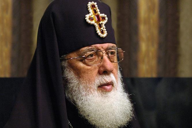 Патриарх Грузинский выступил с первым заявлением после хирургической операции