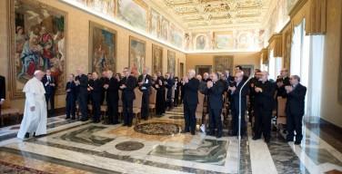 Папа: миссия иезуитов из «La Civilta' Cattolica» подразумевает «беспокойство, незавершенность и воображение»
