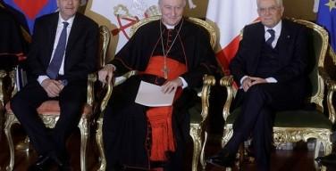 Переговоры между Италией и Святейшим Престолом