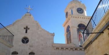 В Дамаске прошел молебен о мире в Сирии