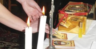 Паломничество мощей блаженных сестер Олимпии и Лаврентии в город Ленинск-Кузнецкий