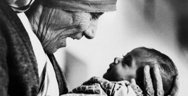 Мать Тереза Калькуттская: аборт ставит под угрозу мир во всем мире
