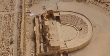 СМИ: Опубликовано видео разрушения боевиками ИГИЛ памятников Пальмиры