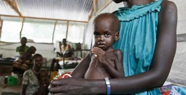 Папа Франциск призвал помочь Южному Судану, страдающему от войны и голода