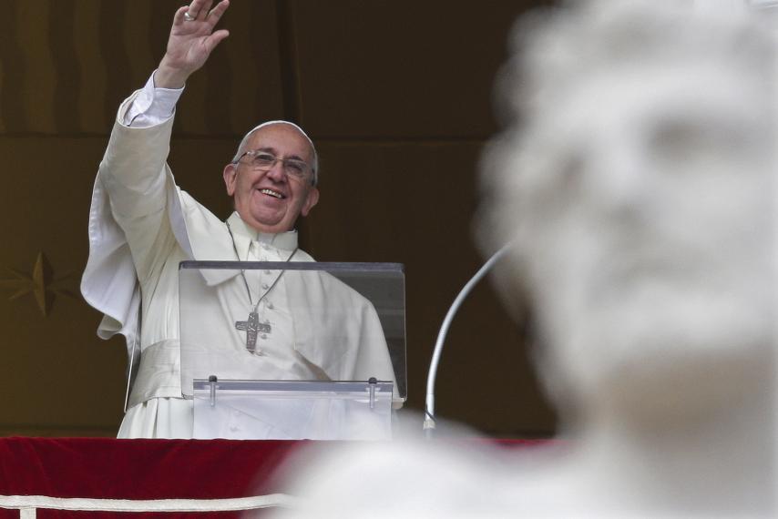 Слово Папы Франциска перед воскресной молитвой «Angelus» 5 февраля 2017 года