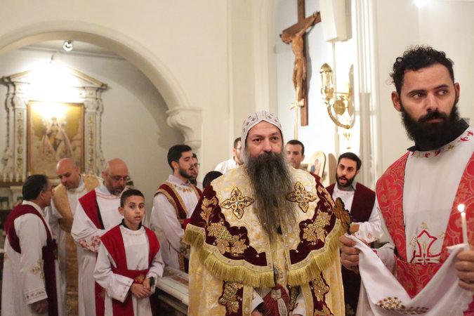 Католический храм на Манхеттене передан коптской общине
