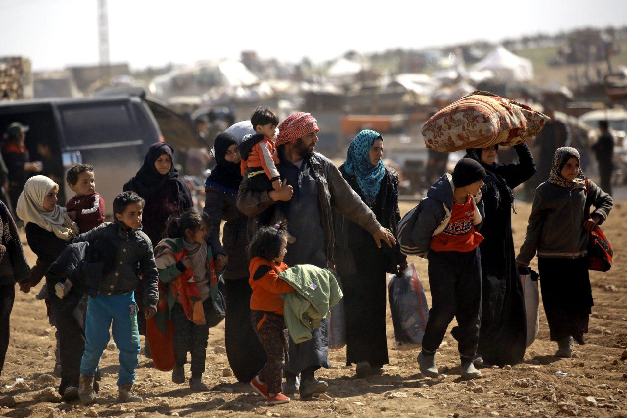 Папа пожертвовал 100 тысяч евро бедствующим в Алеппо