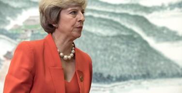 Британский премьер на время поста отказалась от картофельных чипсов