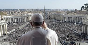 Фото Папы Римского появится на обложке нового номера итальянского Rolling Stone