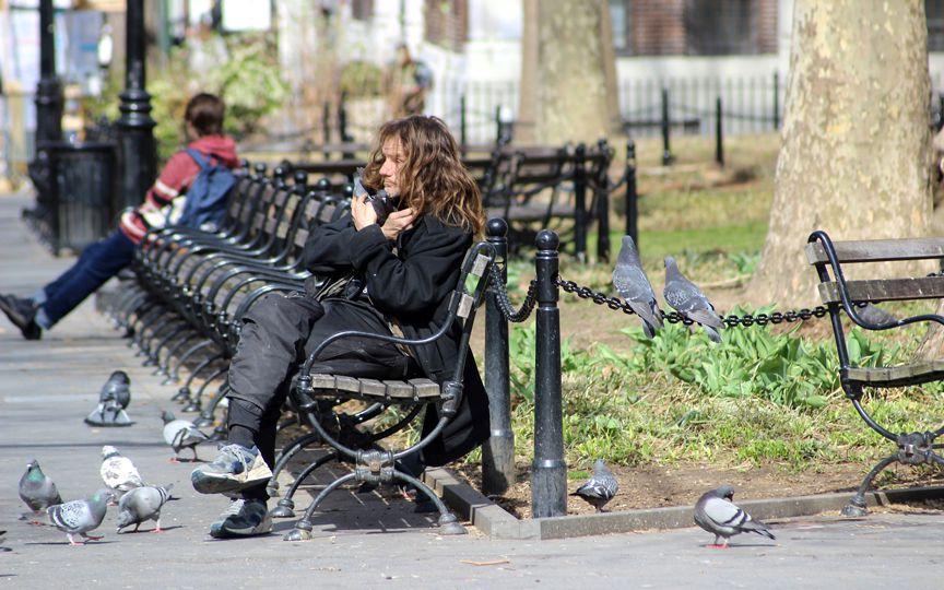 Отныне в последний понедельник марта в России станут отмечать День бездомного человека