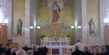 Духовные упражнения в Аричче: вера должна побуждать к делам